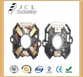 Carbon brush holders manufacturer in china jcl carbon for Motor carbon brush holder